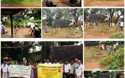 KUNDAPURA samithi of UDUPI district (Karnataka) does Seva
