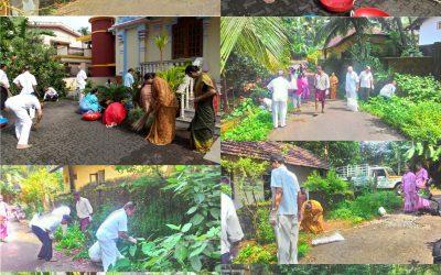 MANGALORE samithi of SOUTH KANARA district (Karnataka) does Seva
