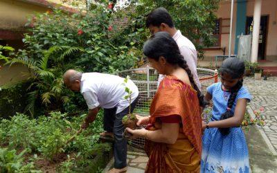 PUTTUR samithi of SOUTH KANARA district (Karnataka) does Seva