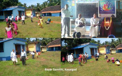 KUKKUJADKA samithi of SOUTH KANARA district (Karnataka) does Seva