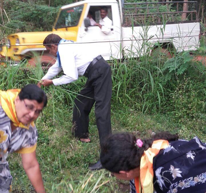 MUDIPU samithi of SOUTH KANARA district (Karnataka) does Seva