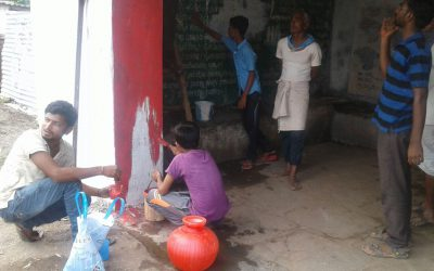 METAGUD GSK samithi of BAGALKOT district (Karnataka) does Seva