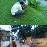 KANDI samithi of MURSHIDABAD district (West Bengal) does Seva