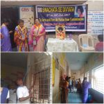 Ameerpet samithi of Hyderabad district (Telangana) does Seva