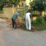 KHAPRI samithi of *DHAMTARI district (Chattisgarh) does Seva
