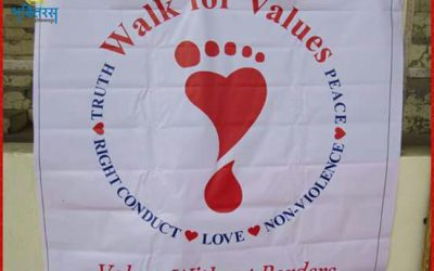 Walk for Values-Jalandhar-Punjab -28-10-2017