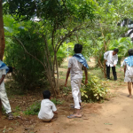 Kottagudem samithi of Bhadradri (Kothagudem) district (Telangana) does Seva