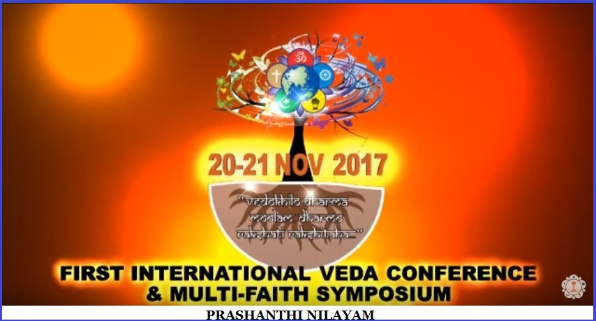 First International Veda Conference & Multi Faith Symposium 2017