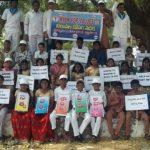 Walk for Values with 18600 Students, Gurus & Devotees-Andhra Pradesh & Telangana