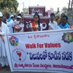 Guntur samithi of Guntur district does Seva