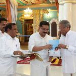 Minister KT Jaleel spoke about Sathya Sai Activities