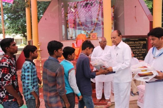 51st Annual Festivity of Sri Sathya Sai Tirth, Waghaldhara, Valsad, Gujarat