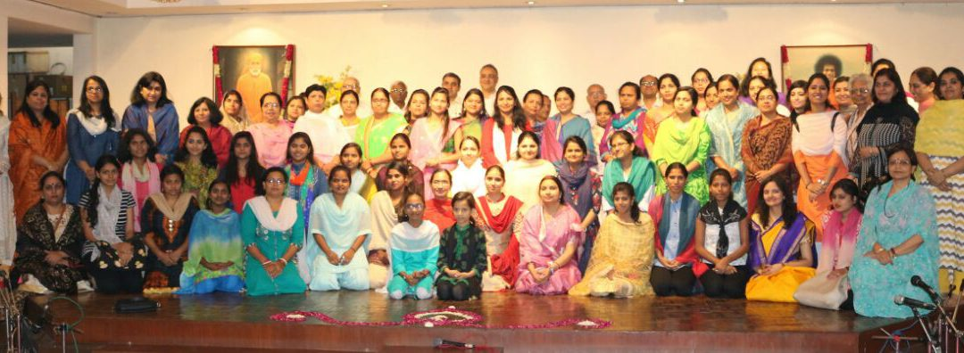 Delhi-NCR State Level Youth Meet, held at Sri Sathya Sai International Centre