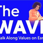 "The first issue of ""The Wave"", E-magazine of Organisation"