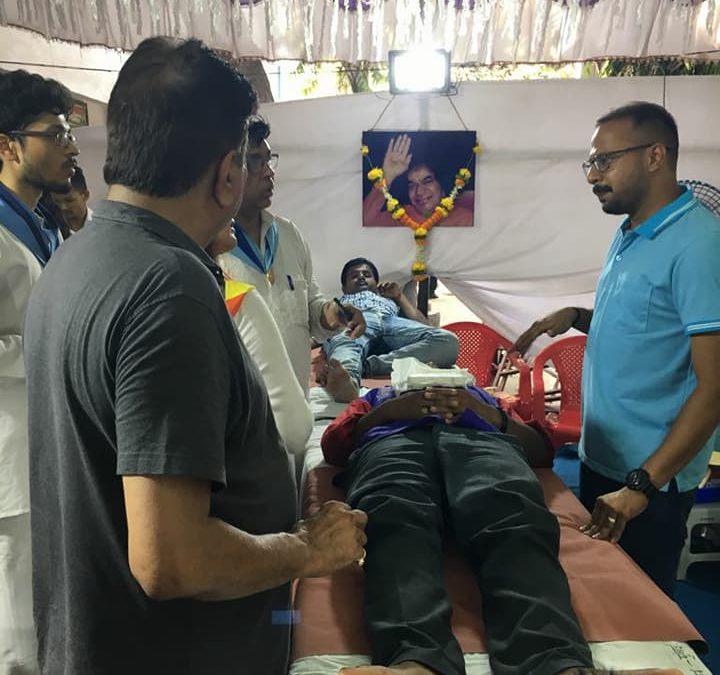 Mega Blood Donation Camp – Mumbai