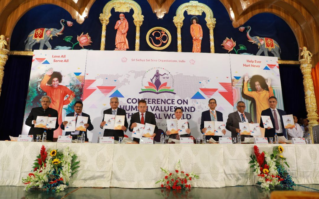 National Jurist Conference 2018 @ Prasanthi Nilayam