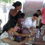 Veterinary Camp @ SSSVIP adopted Village – Kanchipuram South District, SSSSO Tamil Nadu