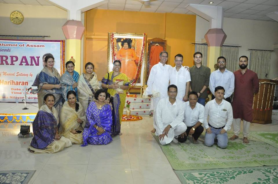 Sri Sathya Sai Alumni of Assam – dedicating themselves to Swami's Mission