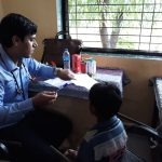 A Special Table for the Special children ~ SSSSO Vizag, India