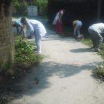 KADAMTALA samithi of DARJEELING(SOUTH) district (West Bengal) does Seva