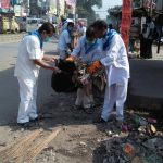 BIRATI samithi of NORTH 24 PARGANAS district (West Bengal) does Seva