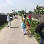 KOLABARI samithi of DARJEELING(SOUTH) district (West Bengal) does Seva