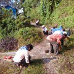 TINDHARIA samithi of DARJEELING(SOUTH) district (West Bengal) does Seva