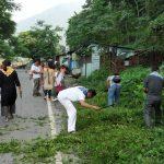 LONGVIEW samithi of DARJEELING(SOUTH) district (West Bengal) does Seva