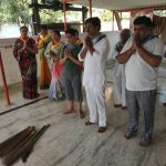 *AMLA samithi of *BETUL district (Madhya Pradesh) does Seva