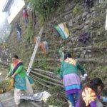 KURSEONG samithi of DARJEELING(SOUTH) district (West Bengal) does Seva