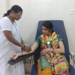 *KHANDWA samithi of *KHANDWA district (Madhya Pradesh) does Seva