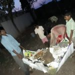 Nehru Nagar samithi of Kurnool district (Andhra Pradesh) does Seva