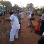 HALDIA samithi of MIDNAPORE(EAST) district (West Bengal) does Seva
