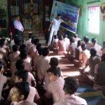Burla samithi of Sambalpur district (Odisha) does Seva