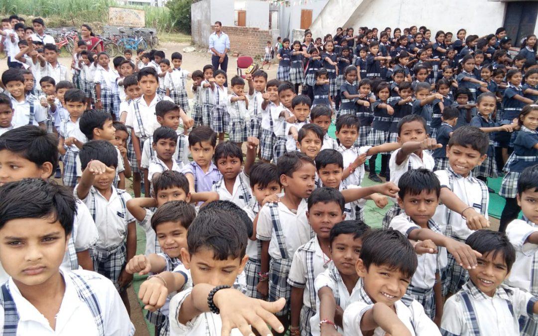 PANJARA samithi of *CHHINDWARA district (Madhya Pradesh) does Seva