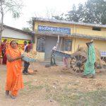 KURUD samithi of *DHAMTARI district (Chattisgarh) does Seva