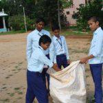 Bagepalli samithi of CHIKKABALLAPUR district (Karnataka) does Seva