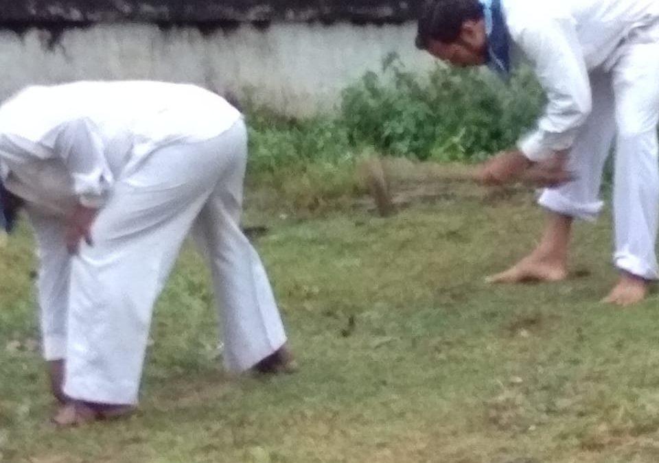Sonepur samithi of Suvarnapur district (Odisha) does Seva