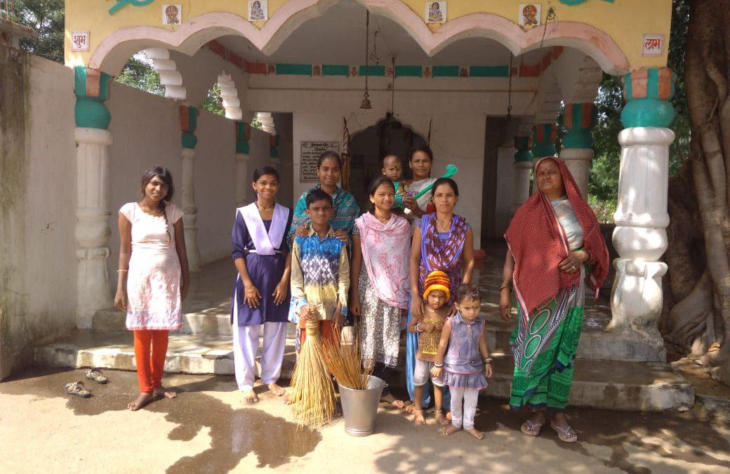 *GOVINDPUR samithi of *KANKER district (Chattisgarh) does Seva