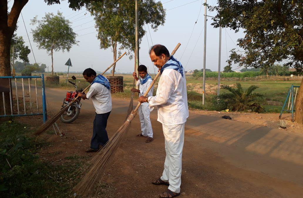 SURI samithi of BIRBHUM district (West Bengal) does Seva