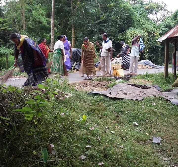*BOULASINI samithi of MIDNAPORE(WEST) district (West Bengal) does Seva