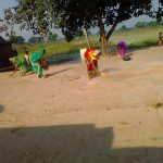 KURUD samithi of *DHAMTARI district (Chattisgarh) does Seva