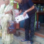 RELLY VALLEY samithi of KALIMPONG district (West Bengal) does Seva