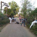 Jaipatna samithi of Kalahandi district (Odisha) does Seva
