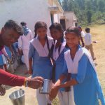 *BHAVAL samithi of *MANDLA district (Madhya Pradesh) does Seva