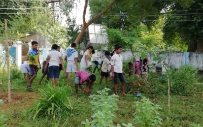 Devarapalli samithi of Visakhapatnam district (Andhra Pradesh) does Seva