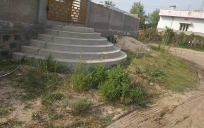 Chinnganjam samithi of Prakasam district (Andhra Pradesh) does Seva