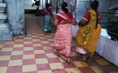 Tallapudi samithi of West Godavari district (Andhra Pradesh) does Seva