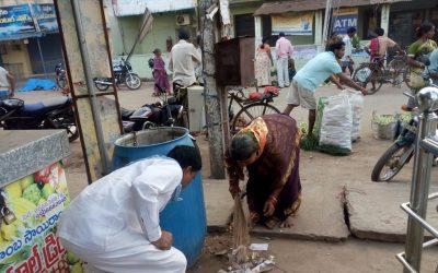 Chodavaram samithi of Visakhapatnam district (Andhra Pradesh) does Seva