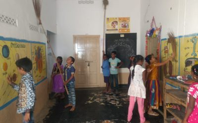 Tanuku-2 samithi of West Godavari district (Andhra Pradesh) does Seva